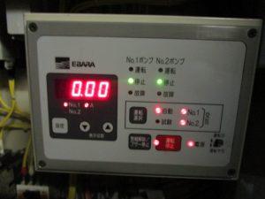 制御盤正常表示